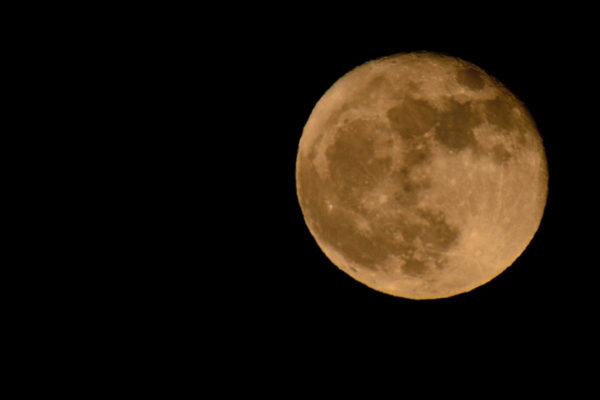 luna piena a capodanno