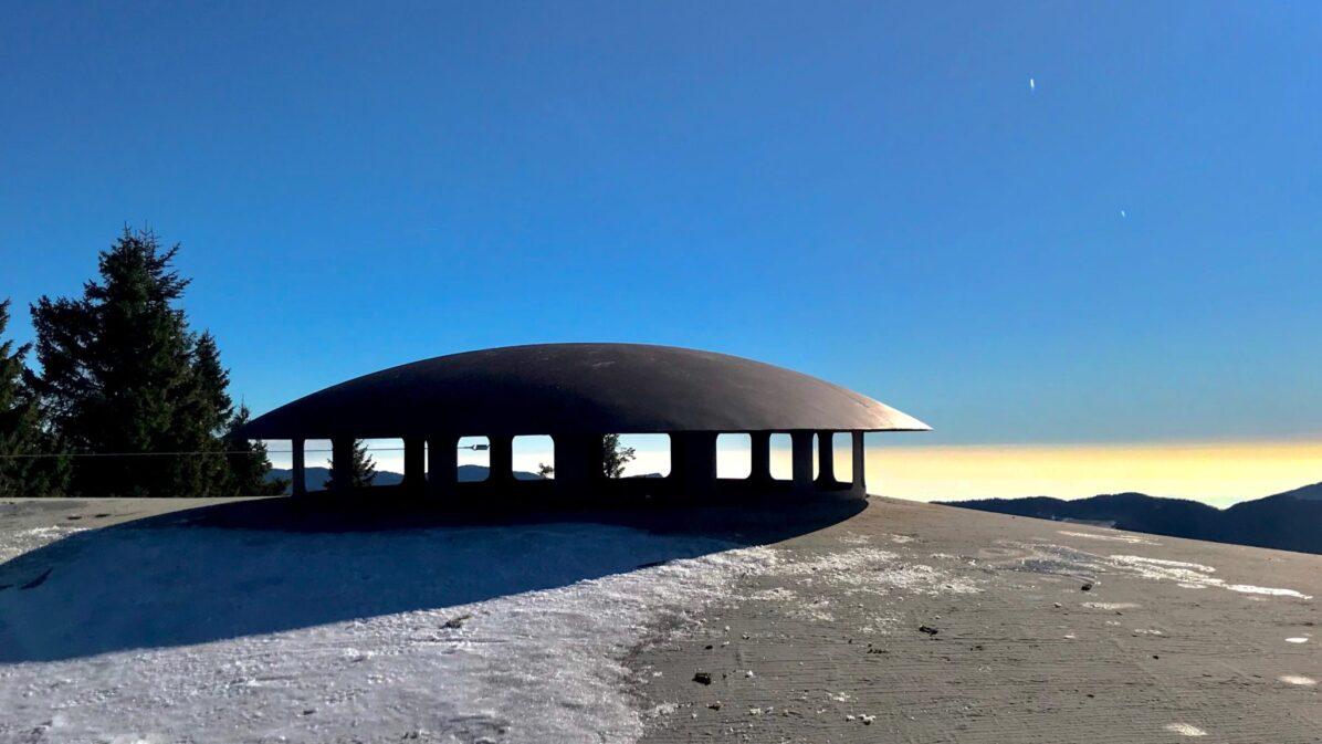 cupola osservazione Forte Campolongo