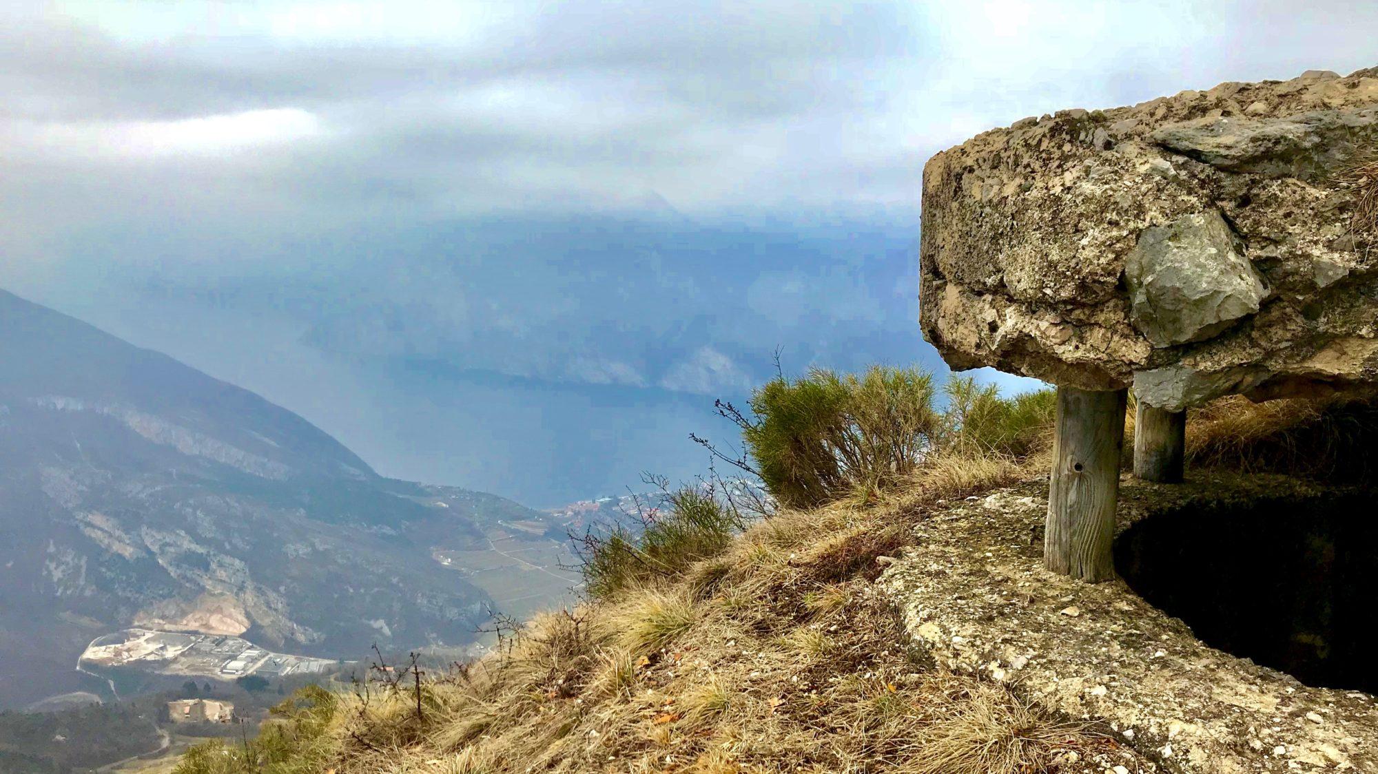 Monte Creino: facile escursione sopra il Lago di Garda