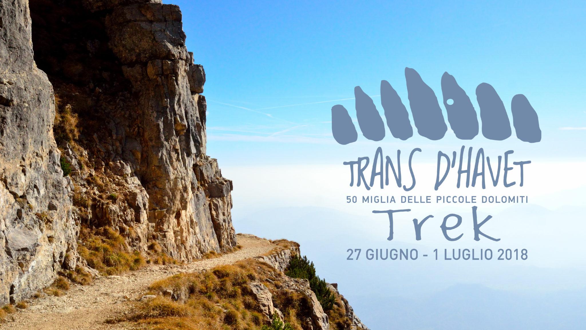 Trans D'Havet TREK: il trekking che ripercorre la 50 miglia delle Piccole Dolomiti