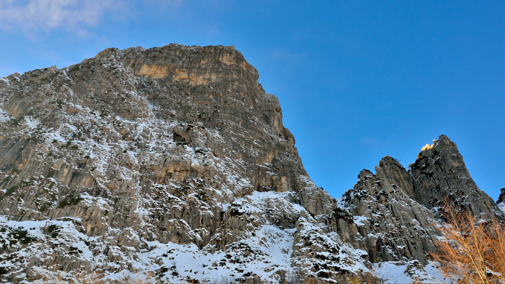 Alla scoperta del Monte Baffelan (1793m)