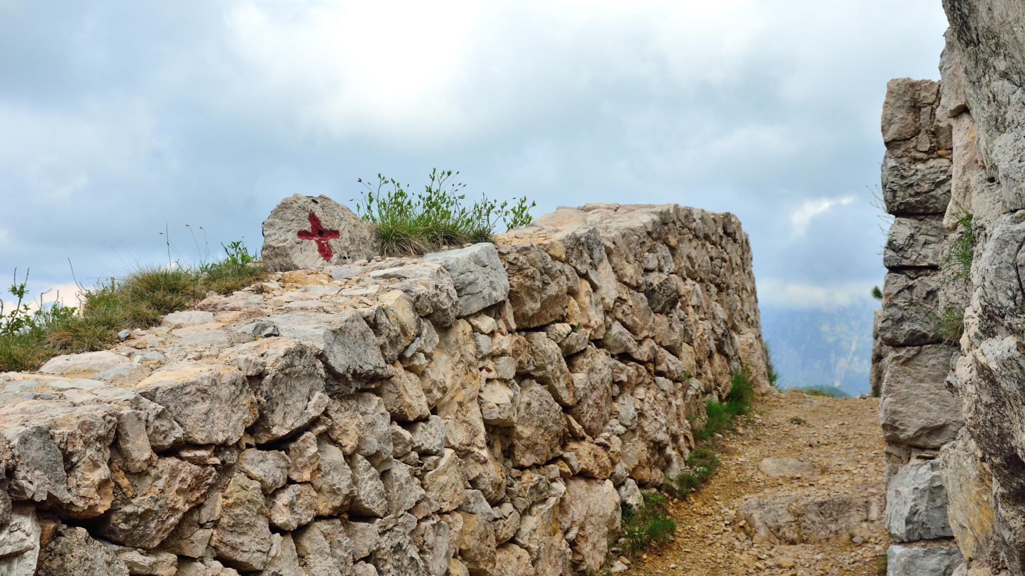 Sentiero storico di Campogrosso
