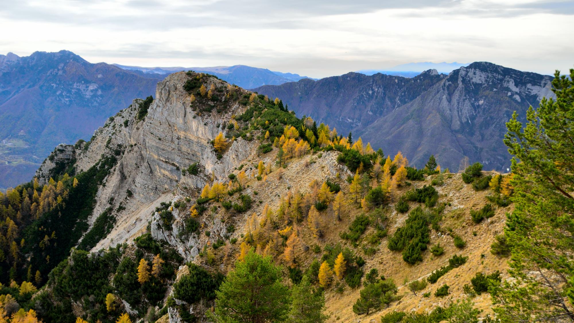 Monte Corno Battisti