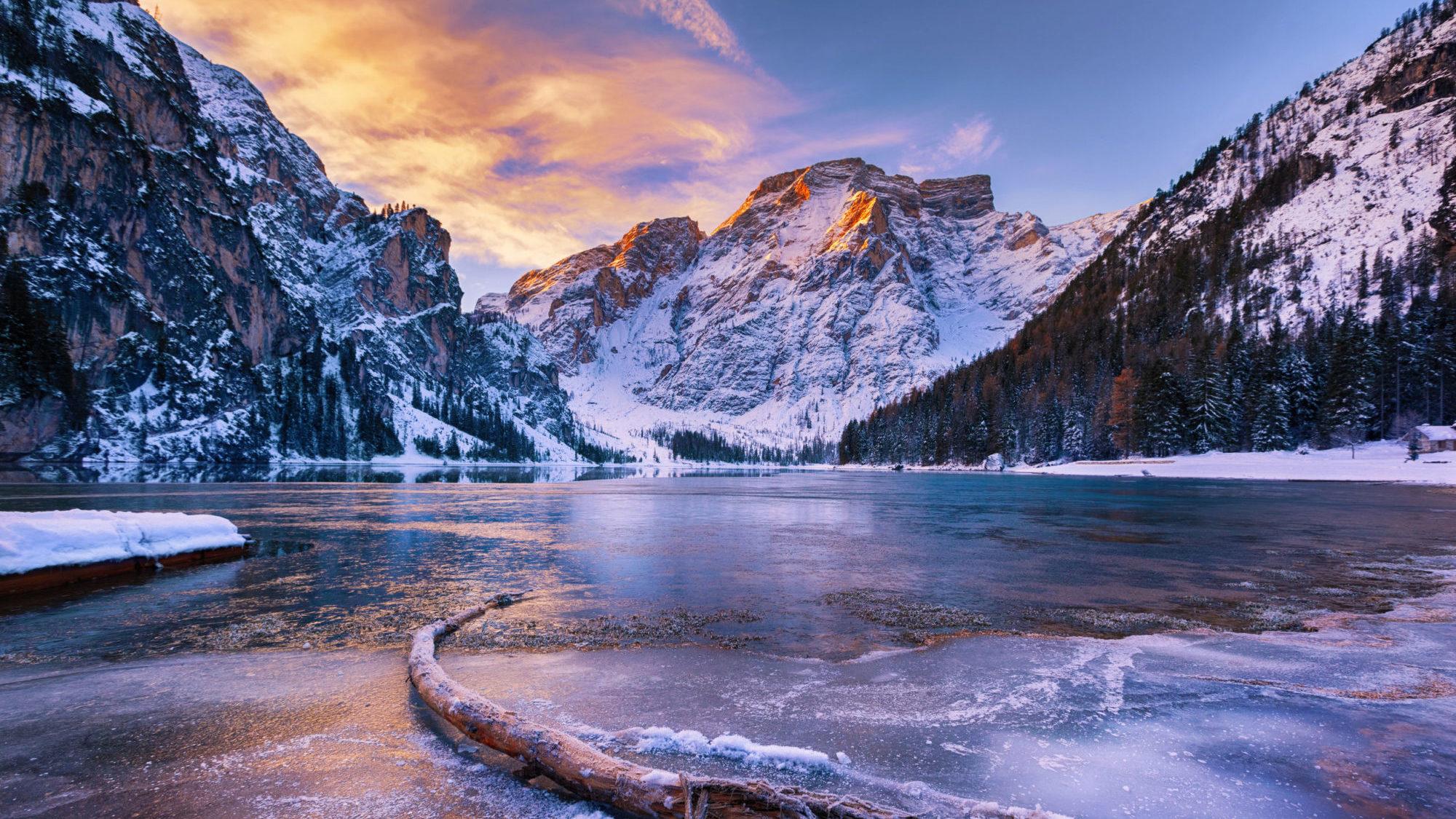 L'incantevole lago di Braies e Prato Piazza – 2/3 febbraio 2019