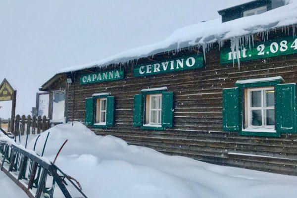 Rifugio Capanna Cervino