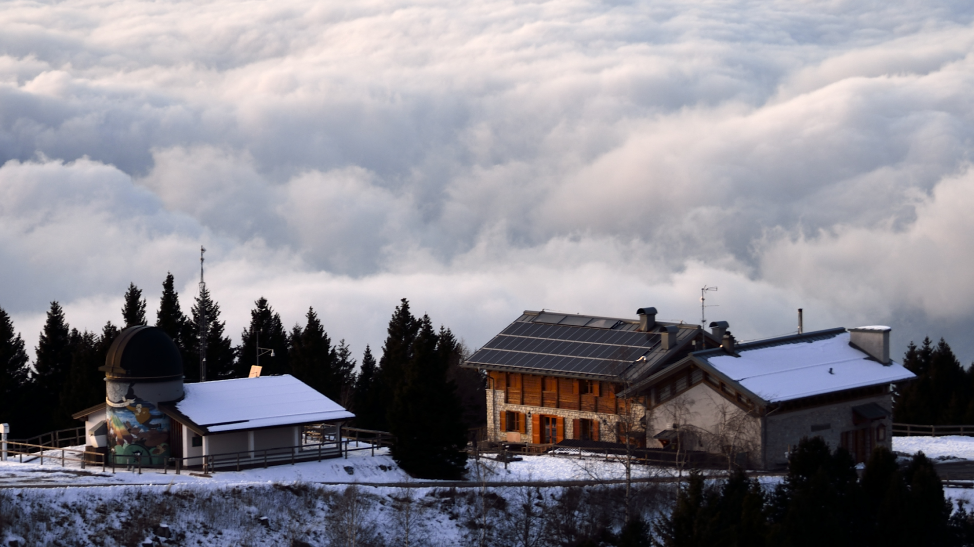 Rifugio Monte Zugna