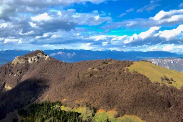 Monte Priaforà e Monte Giove