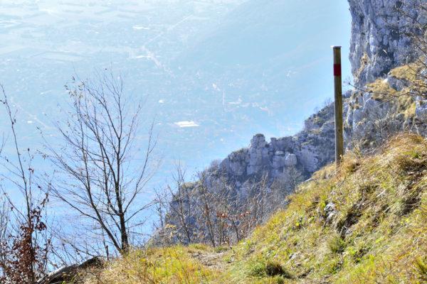 sentiero Monte Paù
