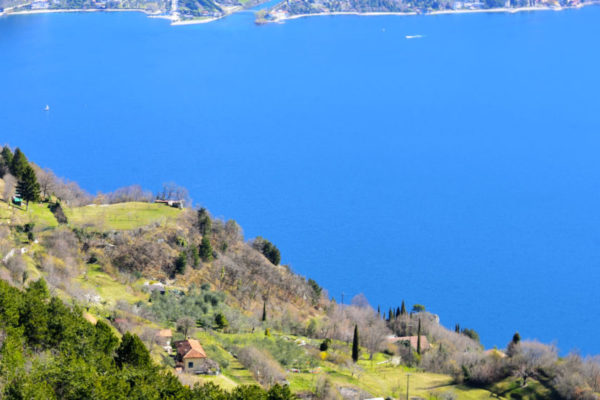 Pregasina ed il Lago di Garda