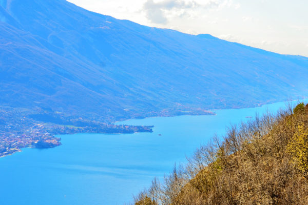 Lago di Garda da Punta Larici