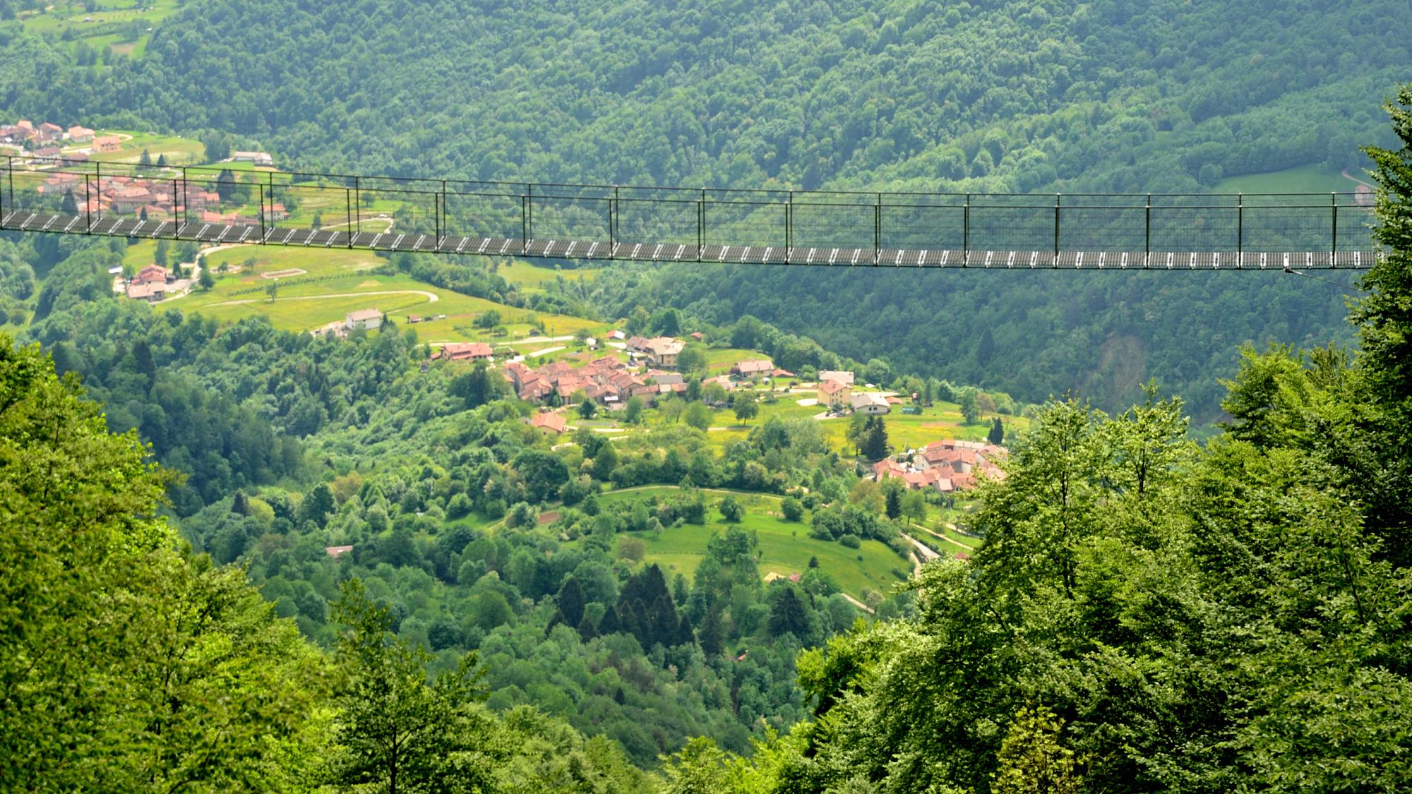 Ponte AVIS - Campogrosso