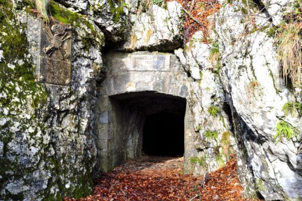 Cannoniera del Monte Cengio