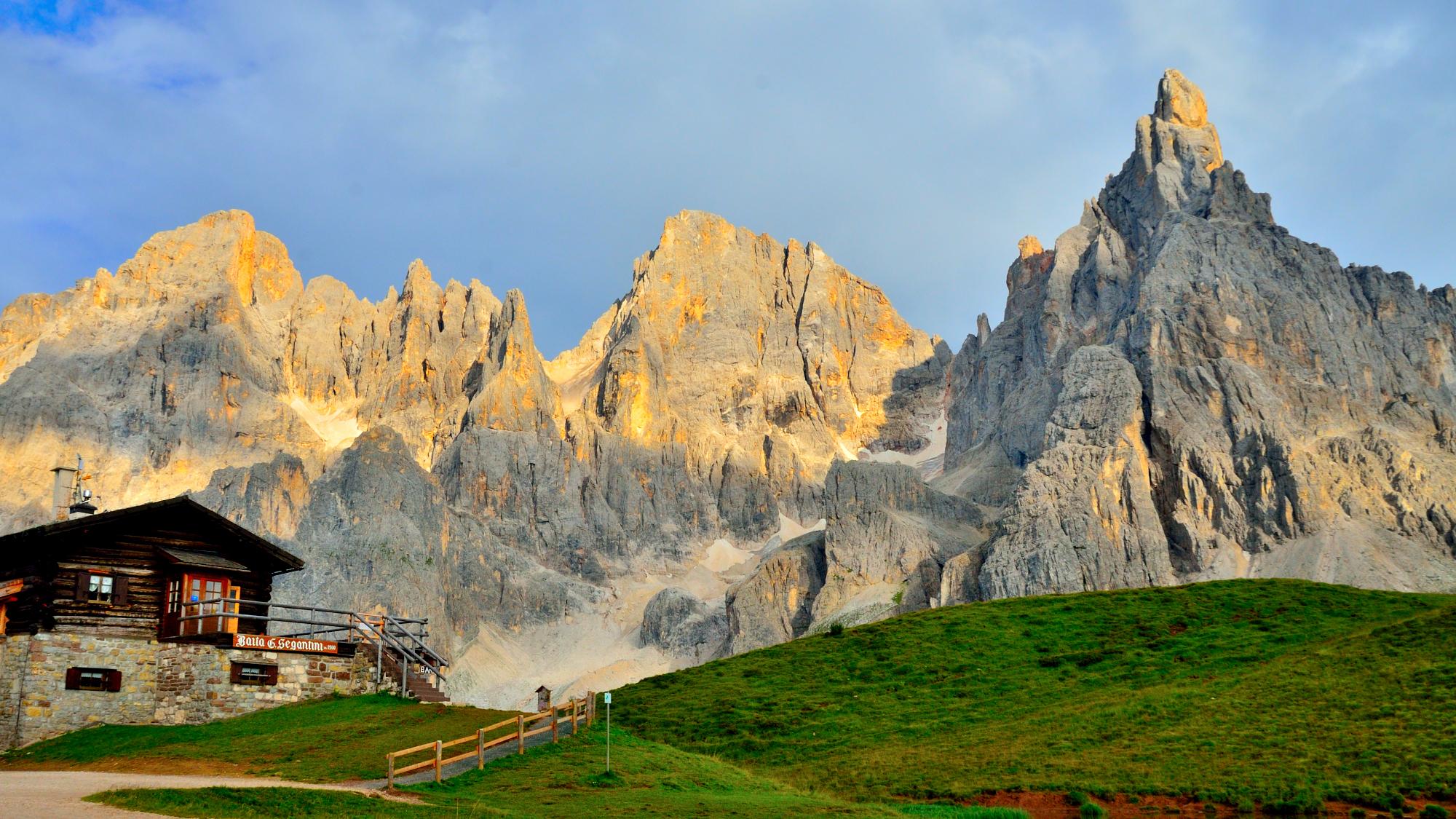 Val Venegia e Baita Segantini