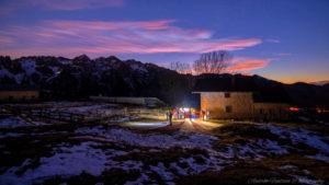 escursione serale e Campogrosso