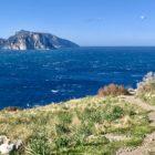 camminando sul Sentiero degli Dei verso Capri