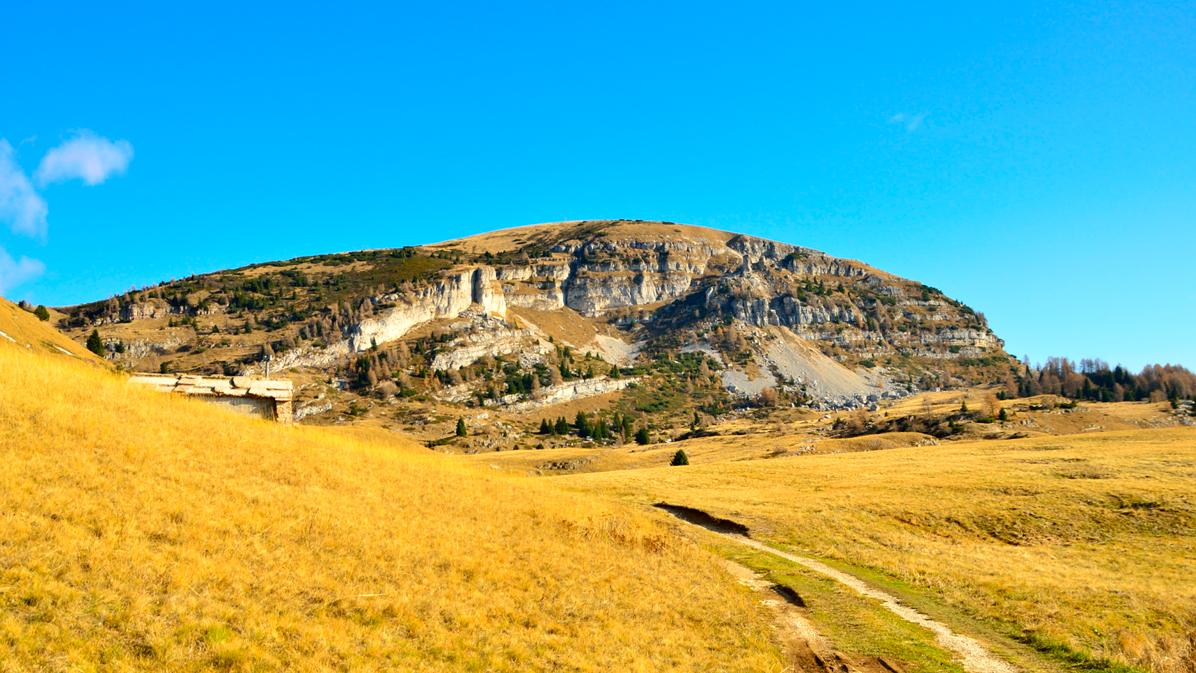 Alpe Alba e Col Santo