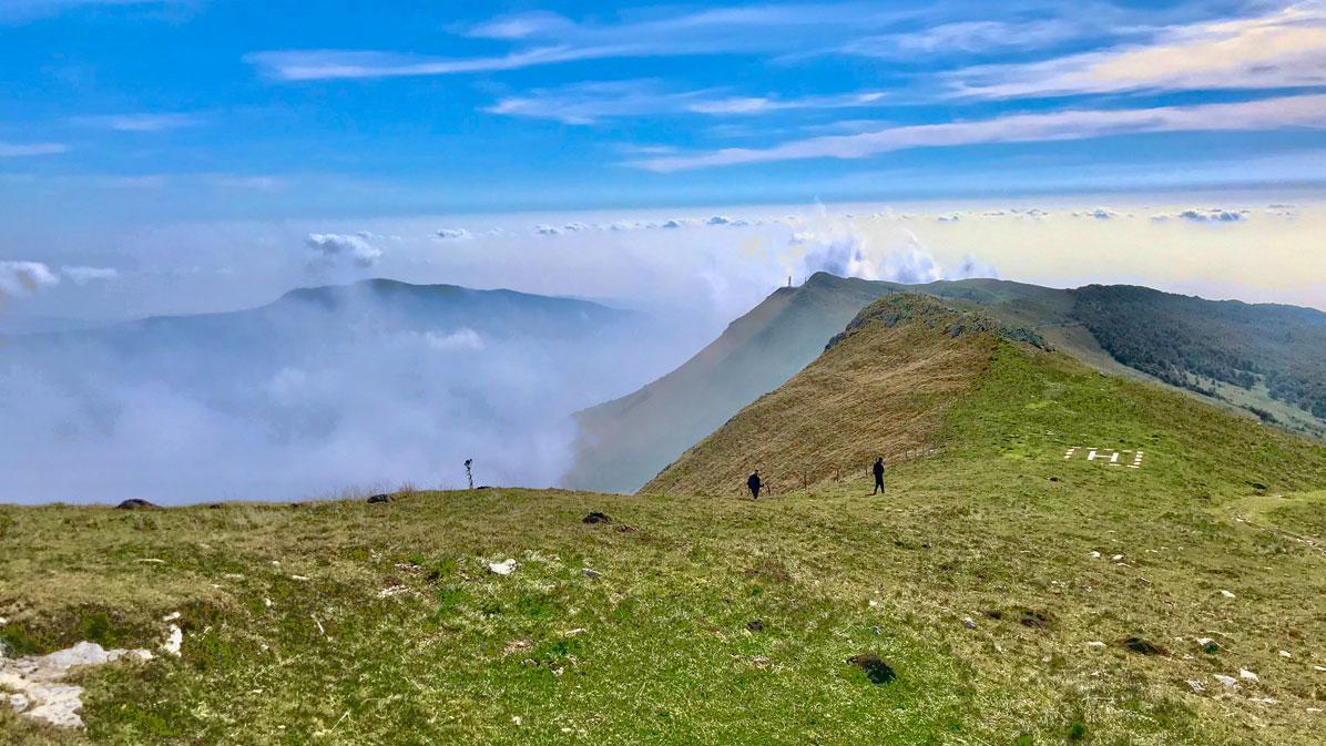 escursione sul Monte Baldo