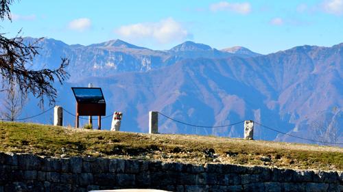 panorama Monte Cimone