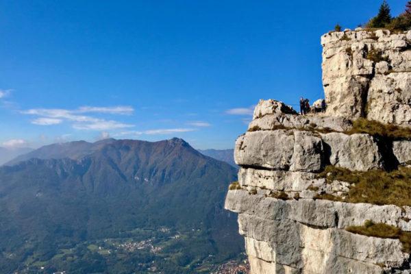 Salto dei Granatieri Monte Cengio