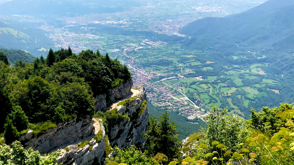Monte Cengio la Granatiera