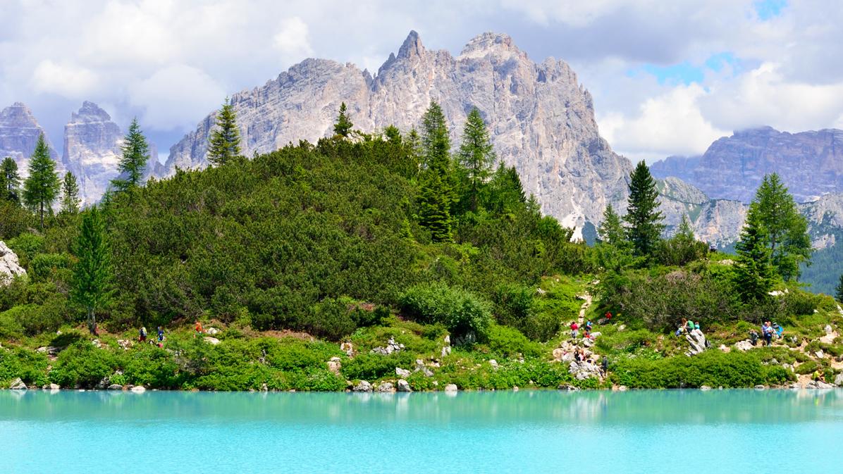5 escursioni da fare assolutamente nei dintorni di Cortina d'Ampezzo