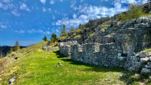 Monte Zebio fortificazioni