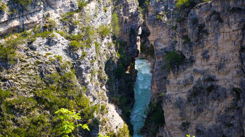 cascate di Fanes