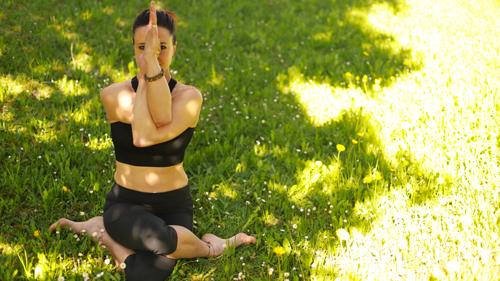 Giulia Rigoni yoga