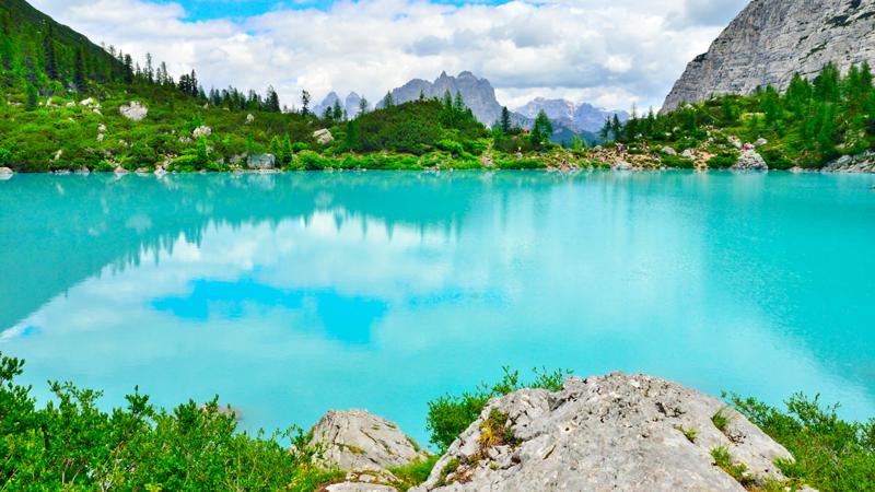 Lago Sorapìss