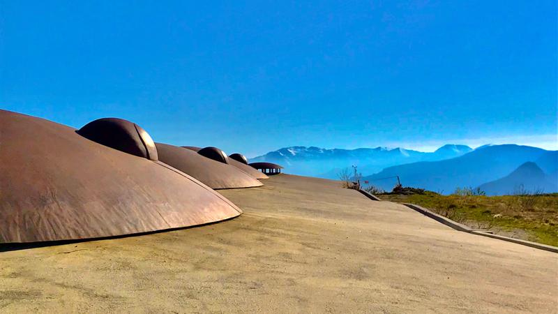 cupole Forte Campolongo