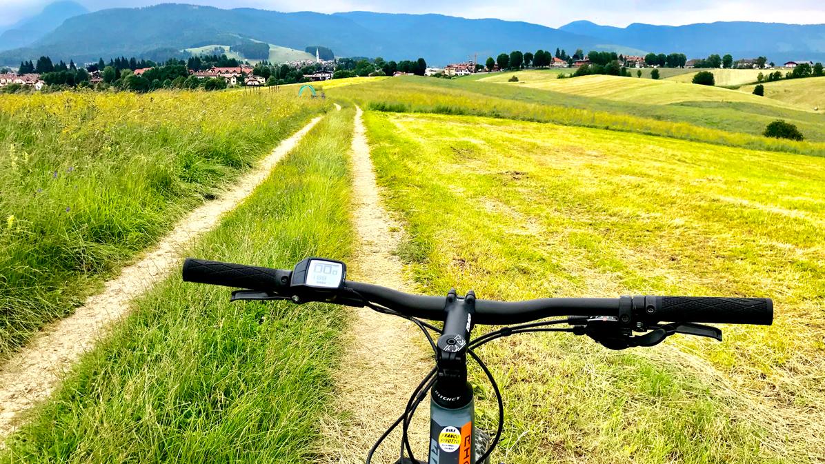 e-bike in Altopiano