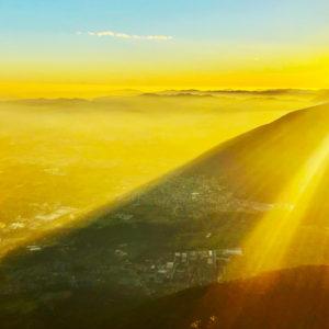 hallo-vin panorami da Malga Foraoro