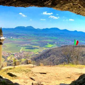 colli berici Eremo di San Donato