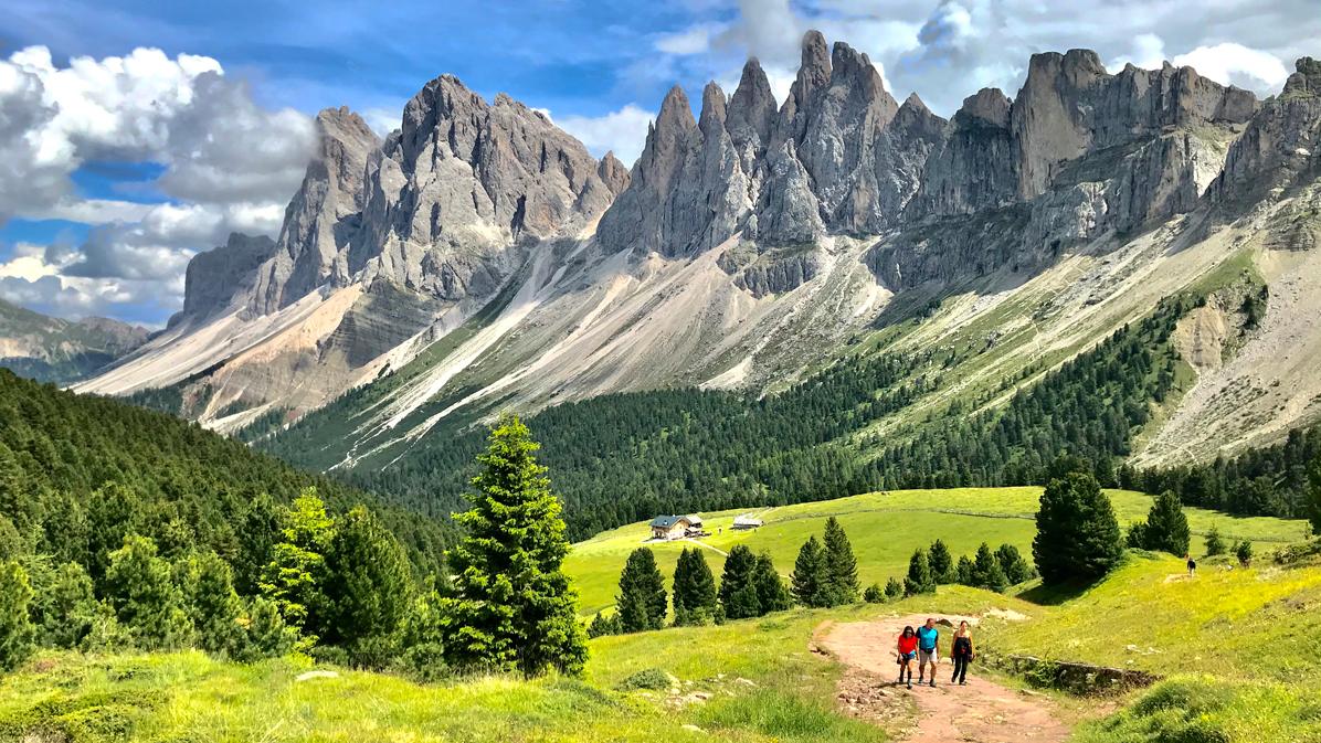 escursioni sulle Odle in Val di Funes