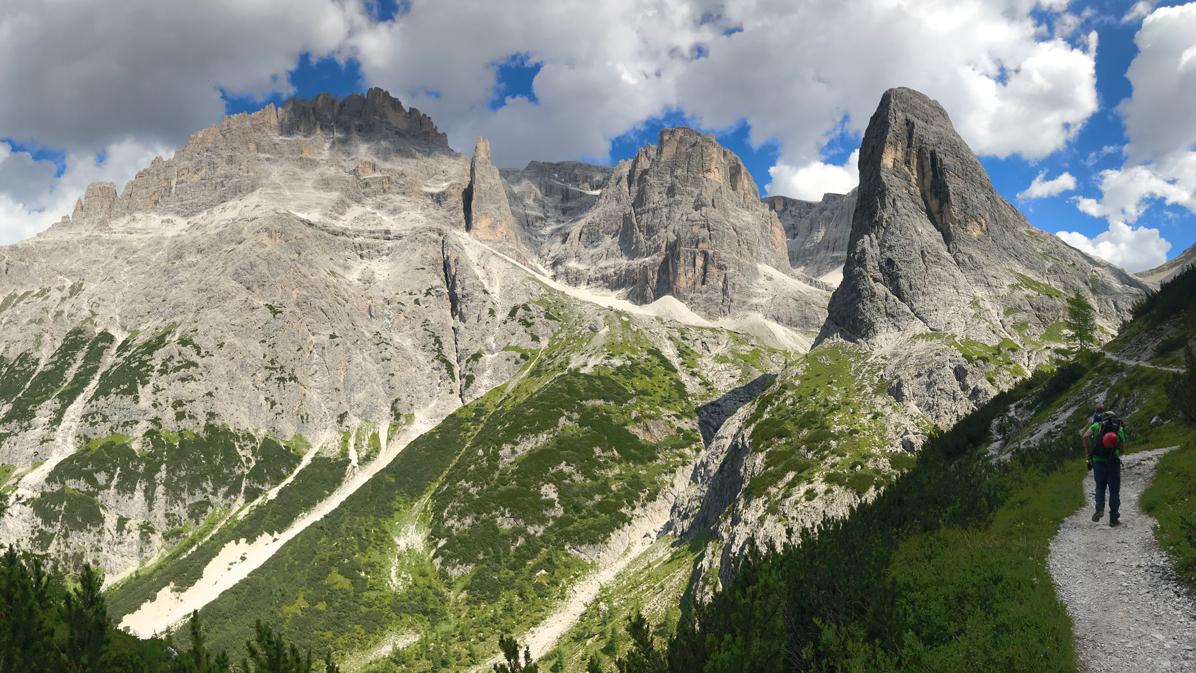 Val Fiscalina in Alto Adige