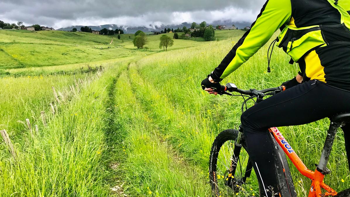 e-bike altopiano