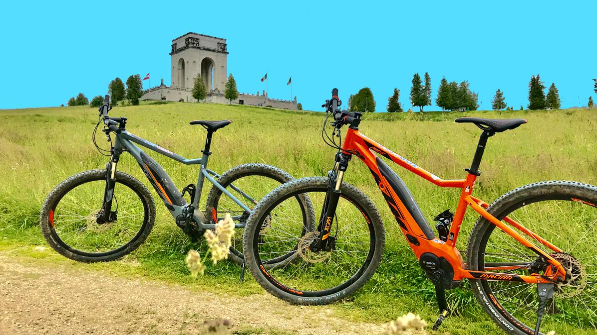 e-bike asiago