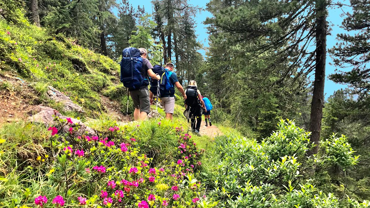 escursione in Val di Funes