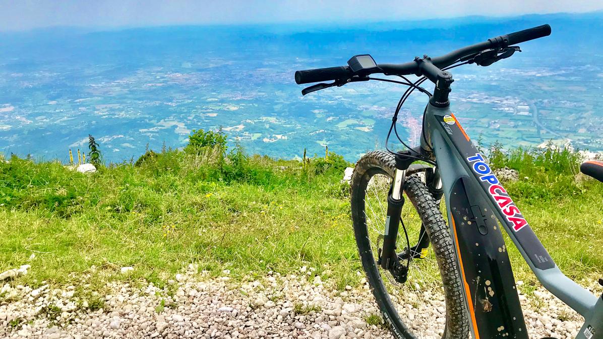 panorami in e-bike