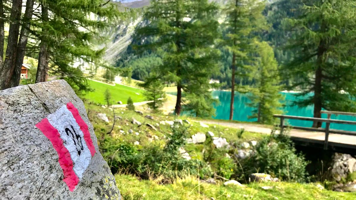 sentiero Alto Adige