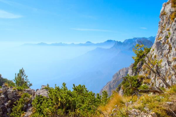 panorami verso il Carega
