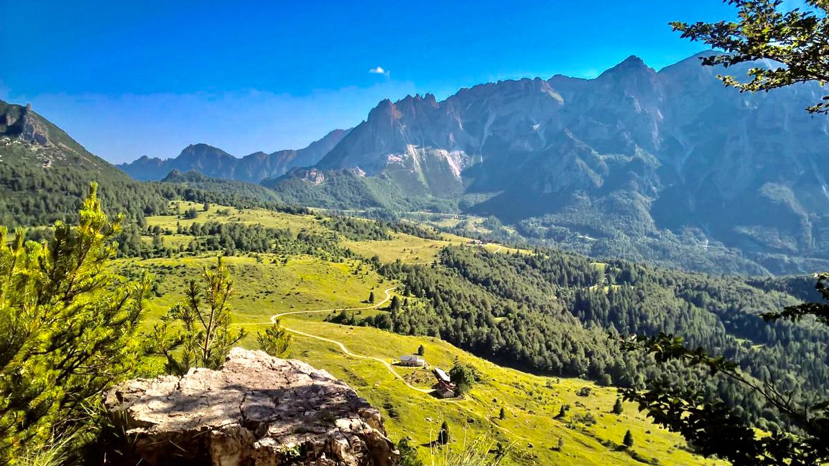 I 3 itinerari più belli delle Piccole Dolomiti